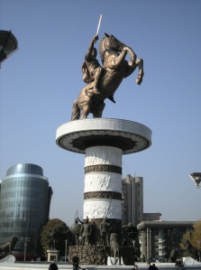 Alexander-the-Great-Statue-Macedonia