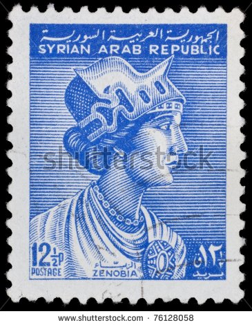 stock-photo-syrian-arab-republic-circa-a-stamp-printed-in-syria-features-portrait-of-zenobia-cleopatra-76128058