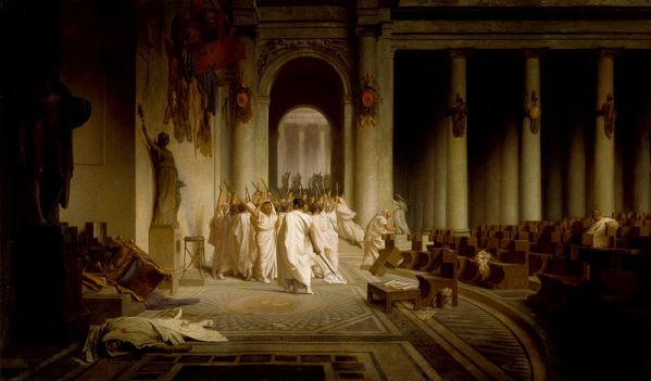 800px-Jean-Léon_Gérôme_-_The_Death_of_Caesar_-_Walters_37884