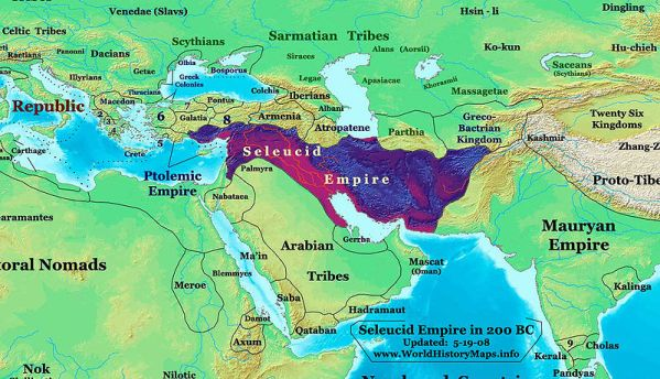 Seleucid-Empire